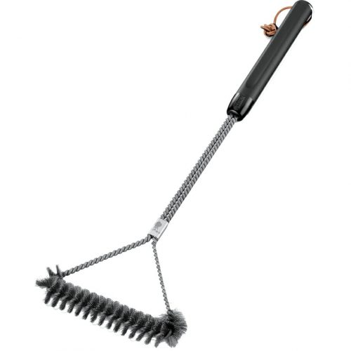 Weber 3 Sided Large Grill Brush