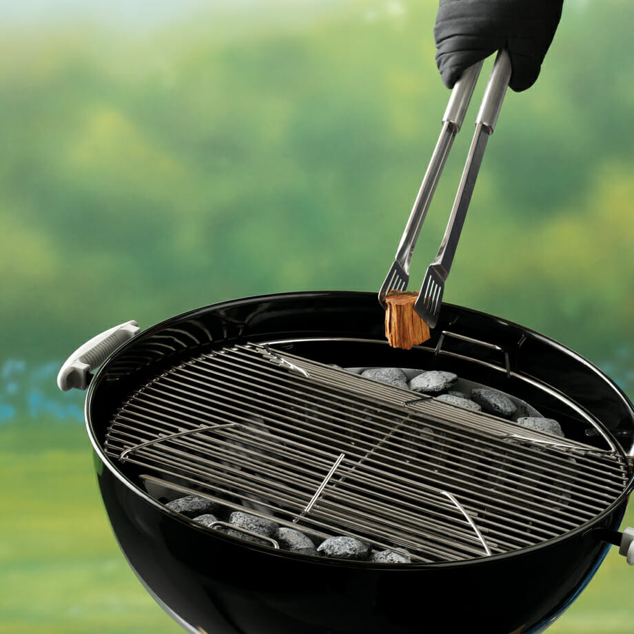 Weber 57cm Hinged-Cooking-Grill