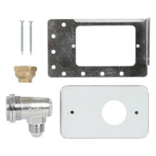 1-2 Bayonet Fitting - SS Cover Plate Kit