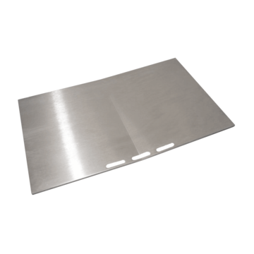 320 stainless plate