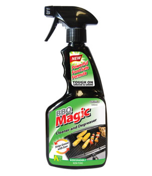 BBQ Magic bbq cleaner
