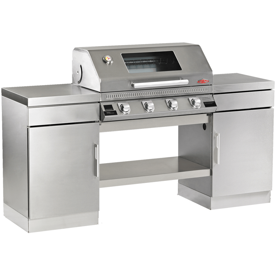 BeefEater Discovery 1100S Outdoor Kitchen - 4 Burner