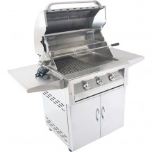 "Grand Fire Deluxe 30"" BBQ"