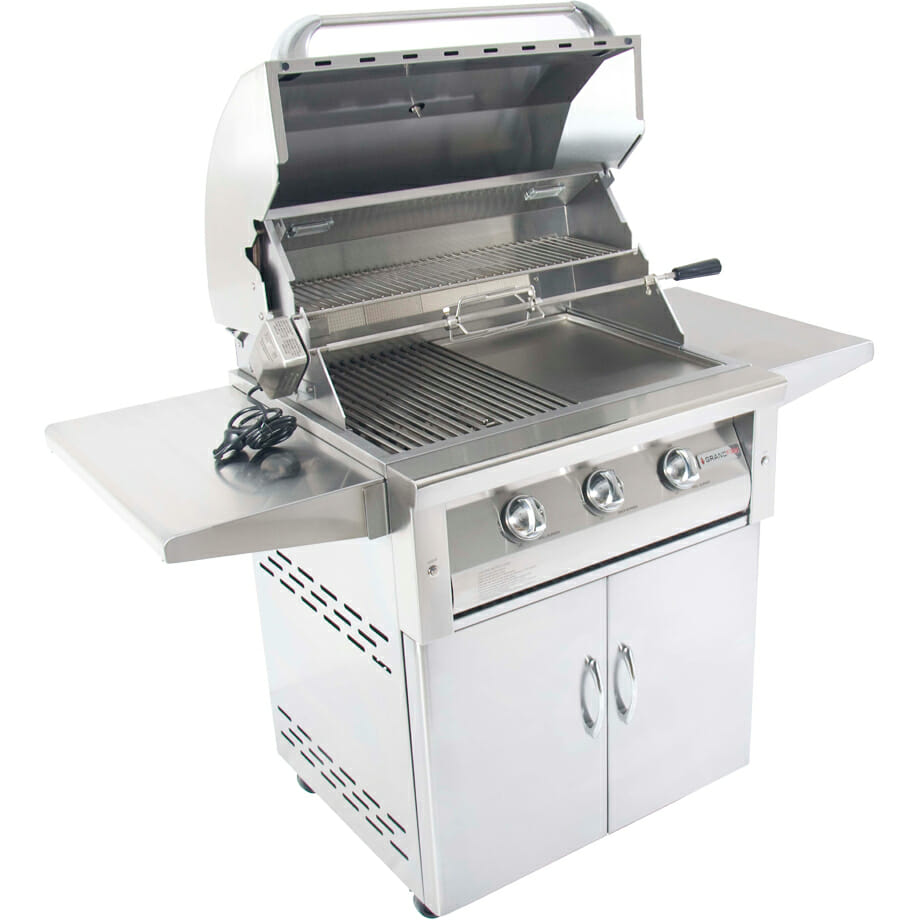 """Grand Fire Deluxe 30"""" BBQ"""