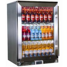 Rhino Glass Door 129L Alfresco Bar Fridge - GSP1HL-840-SS