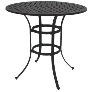 Melton Craft Nassau Round Bar Table