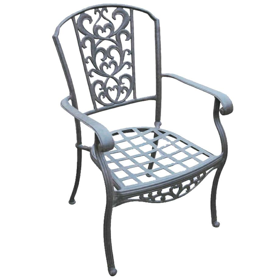 Melton Craft LD8018 Balwyn Arm Chair - with cushion