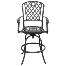 Melton Craft LD8021-7 Whitehorse Arm Chair - Bar Stool