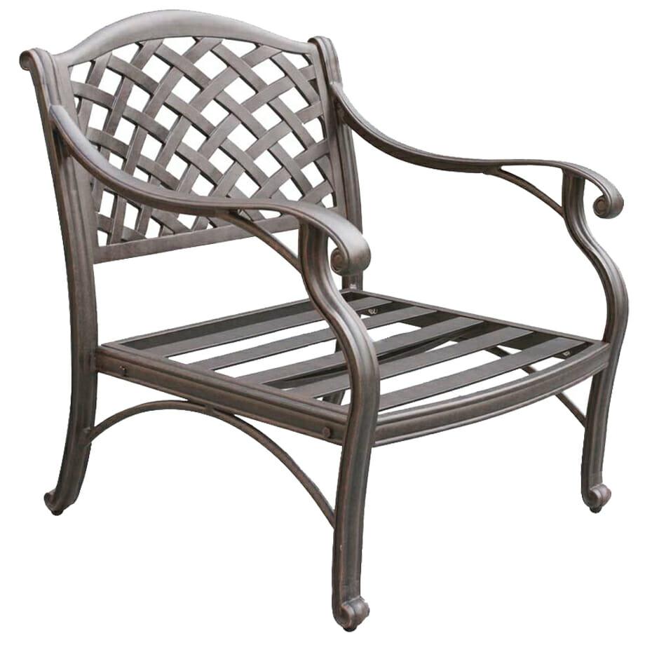 Melton Craft LD8176 1 Seater Club Chair