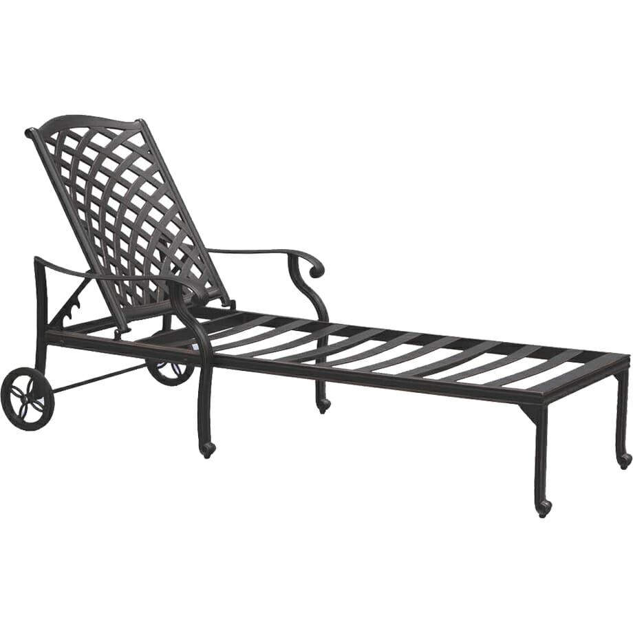 Melton Craft LD8176-9 Sun Lounge