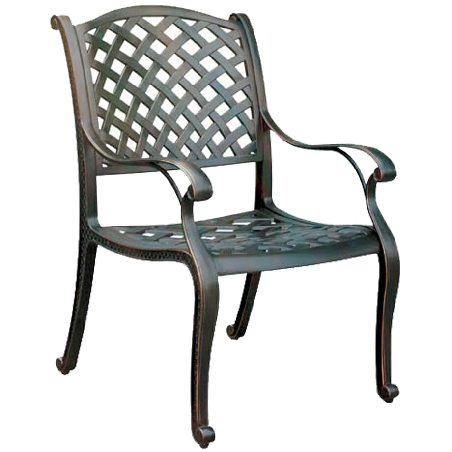 Melton Craft LD8176 - Nassau Chair