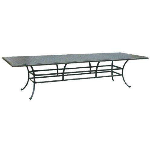 Melton Craft Nassau 300x117cm Rectangular Table