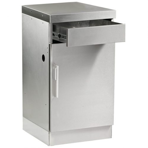 Beefeater SS Cab with Drawer - 77020
