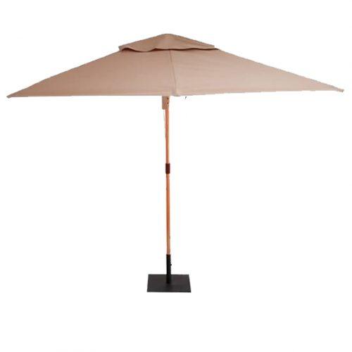 Shelta Samarkand - Square Centrepost Umbrella