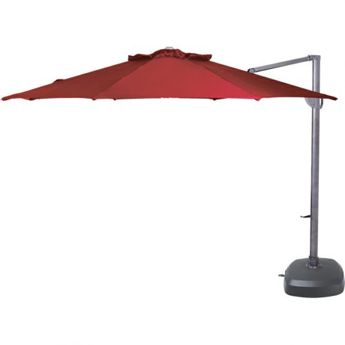Shelta Savannah Octagonal Outdoor Pool Umbrella