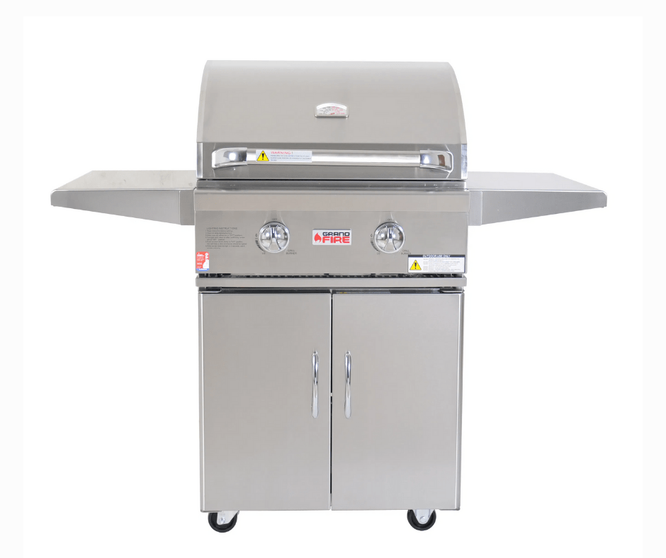 """Grandfire 26"""" Classic BBQ Package"""
