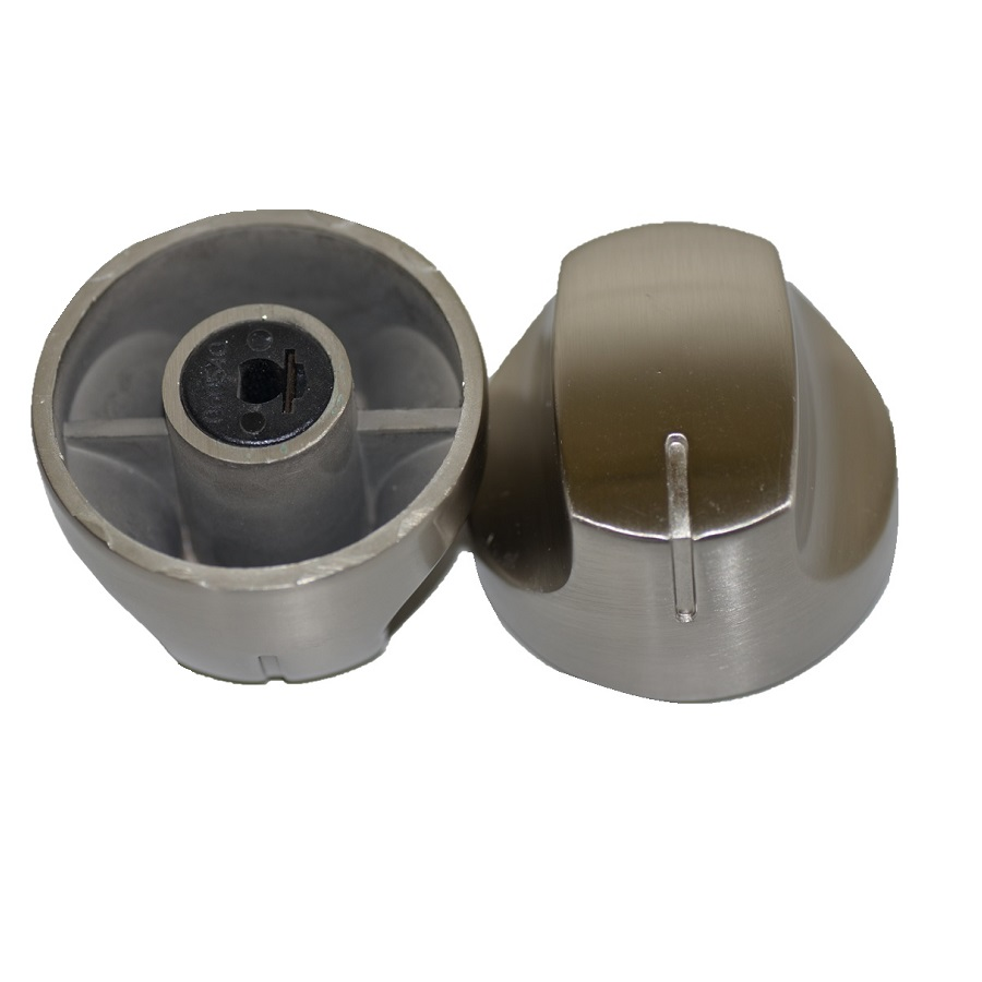 BeefEater Knob - Stainless Steel