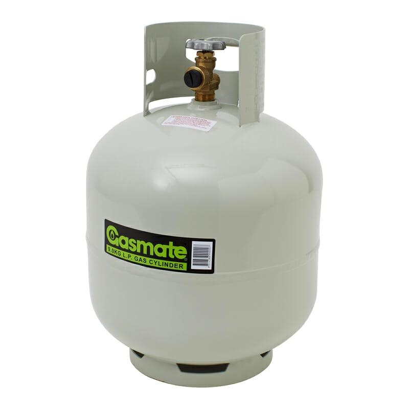 Gasmate 9Kg Gas Bottle