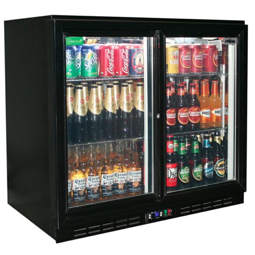 Bar Fridges SG2S-B
