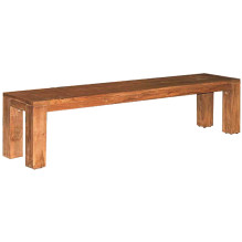 Melton Craft Bairo Teak Bench Seat