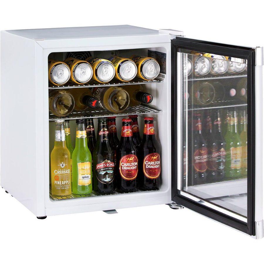 Schmick - HUS-SC50W - 50 Litre Mini Bar Fridge