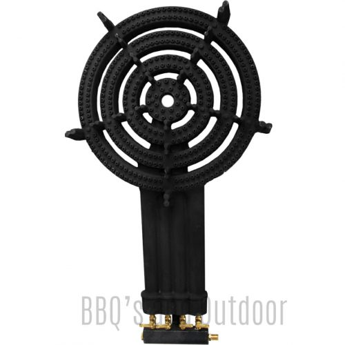 Bromic Quad Ring Burner