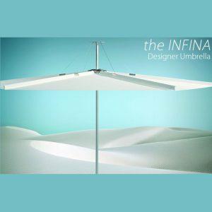Infina Round 3.5m Umbrella