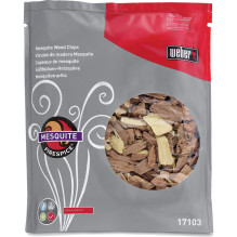 Weber Wood Chips Mesquite 1.3 kg - Limited Stock