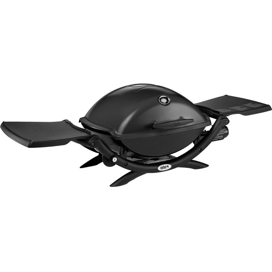 Weber Q Premium 2200 - Black