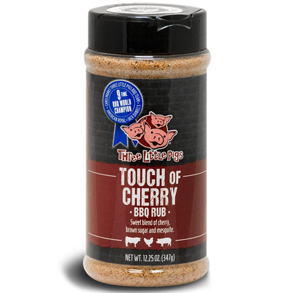 Three Little Pigs - Touch of Cherry Rub