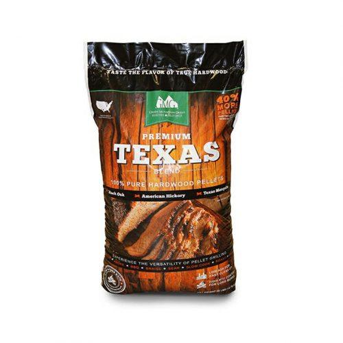 Texas Blend Pellets
