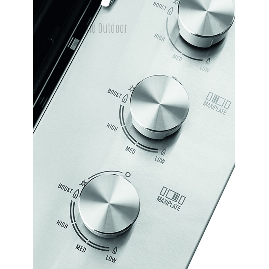 Electrolux-EQBH156AS-Controls
