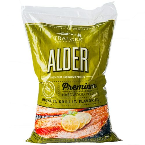 Alder Pellets