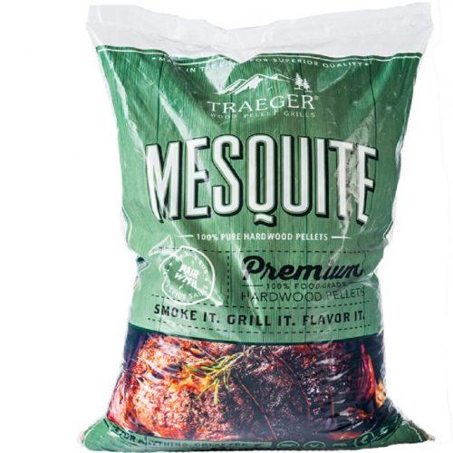 Mesquite Pellets
