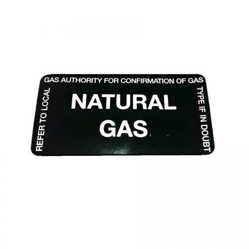 Natural Gas Sticker