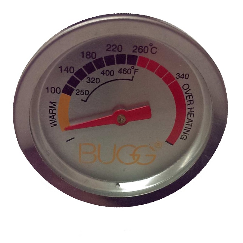 BUGG Temperature Gauge