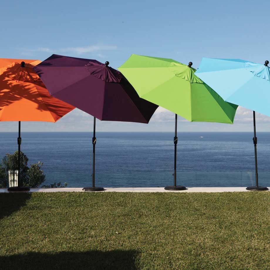 Shelta-RIO-Octagonal-Umbrella-Colours