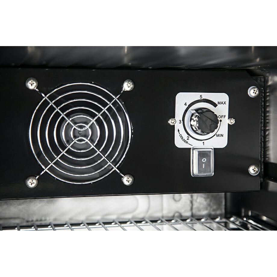 HUS-SC88-Fan-SS-Bar-Fridge