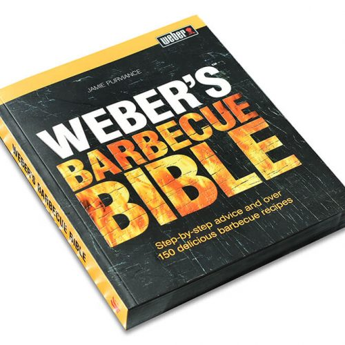 Weber Barbecue Bible