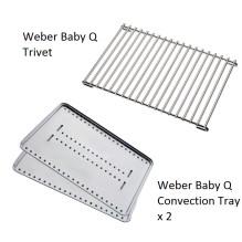 Weber Baby Q Roasting Pack