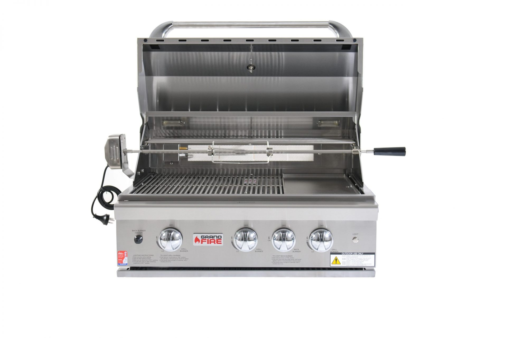 "Grandfire 32"" Classic Built In BBQ - LBS"