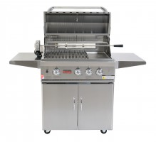 "Grandfire 32"" Classic BBQ Package - LBS"
