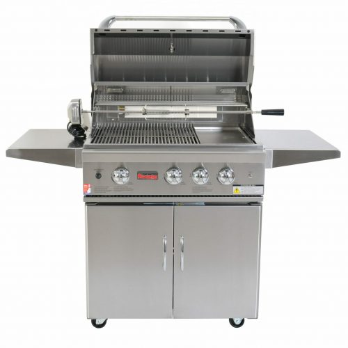 """Grandfire 32"""" Classic BBQ Package - LBS"""