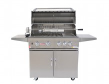 "Grandfire 38"" Classic BBQ Package - LBS"