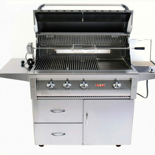 """Grandfire 42"""" Deluxe BBQ Package - LBS"""