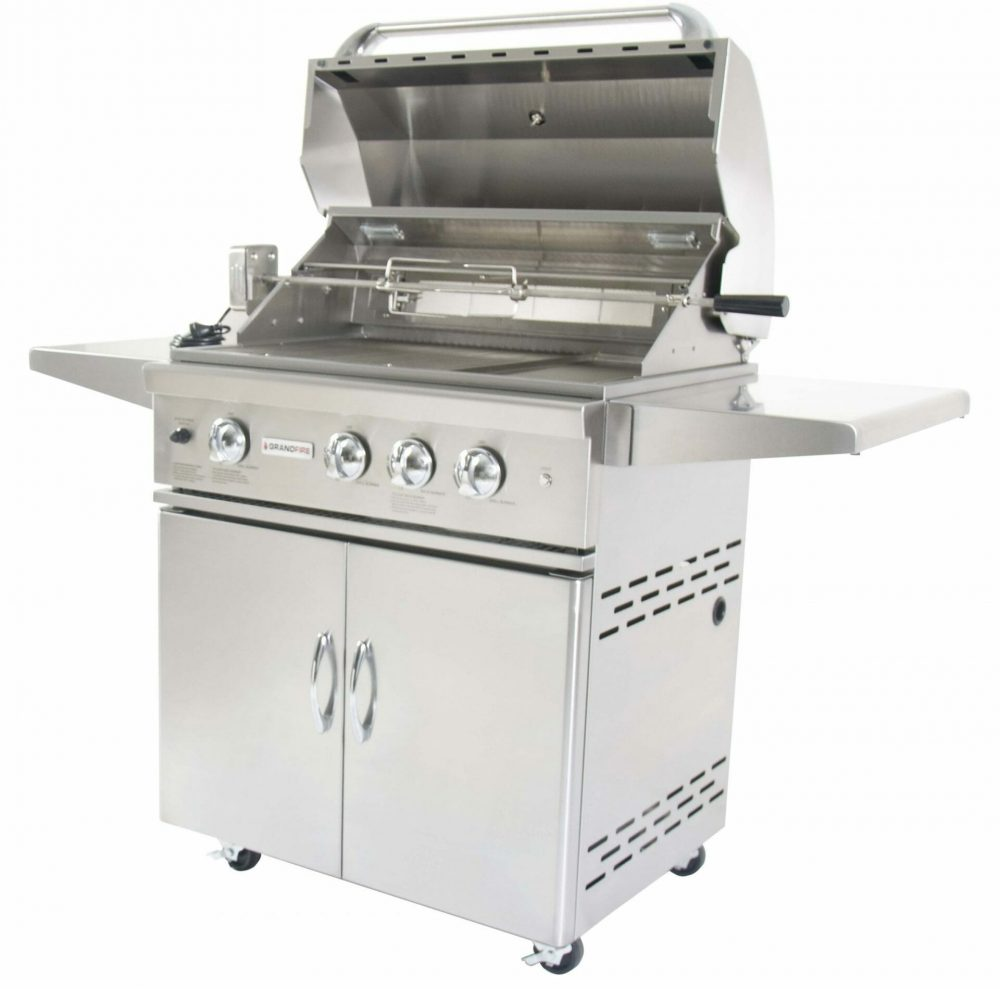 Grandfire 32″ Classic BBQ Package PIC 2