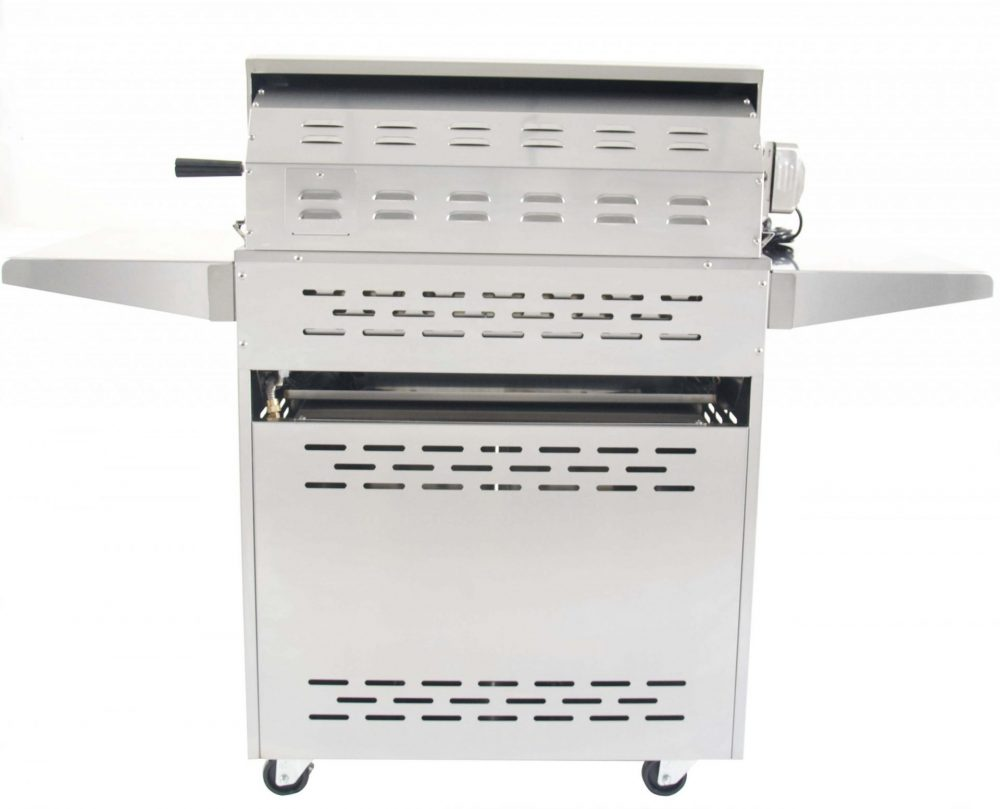 Grandfire 32″ Classic BBQ Package PIC 3