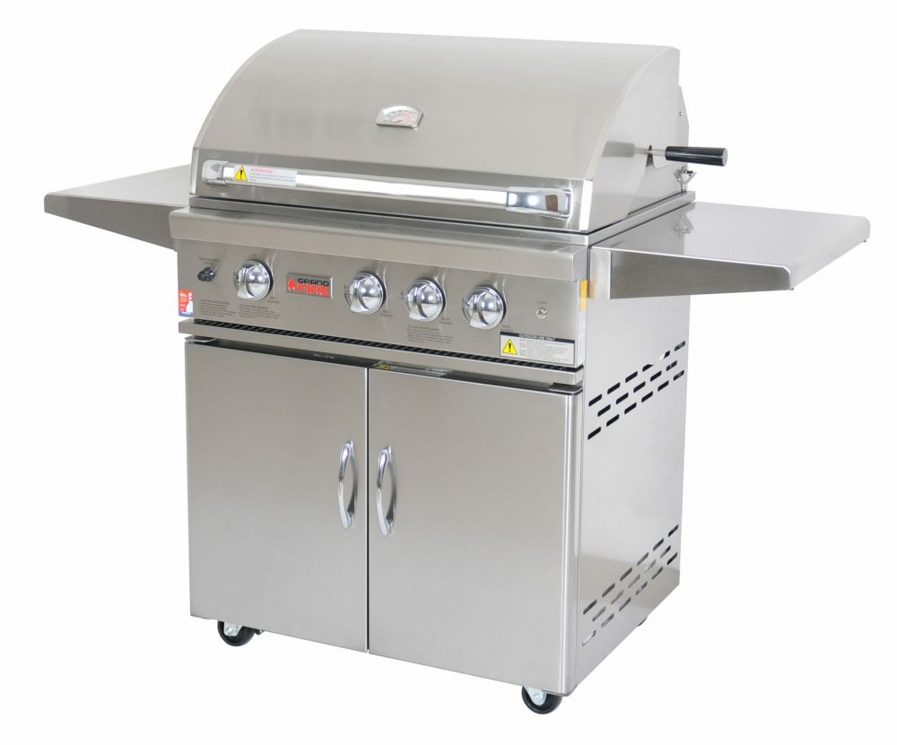 Grandfire 32″ Classic BBQ Package PIC 4