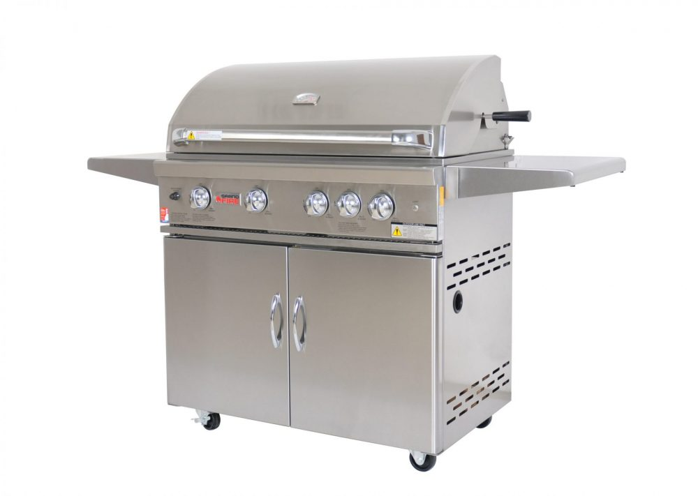 Grandfire 38″ BBQ Package PIC 3