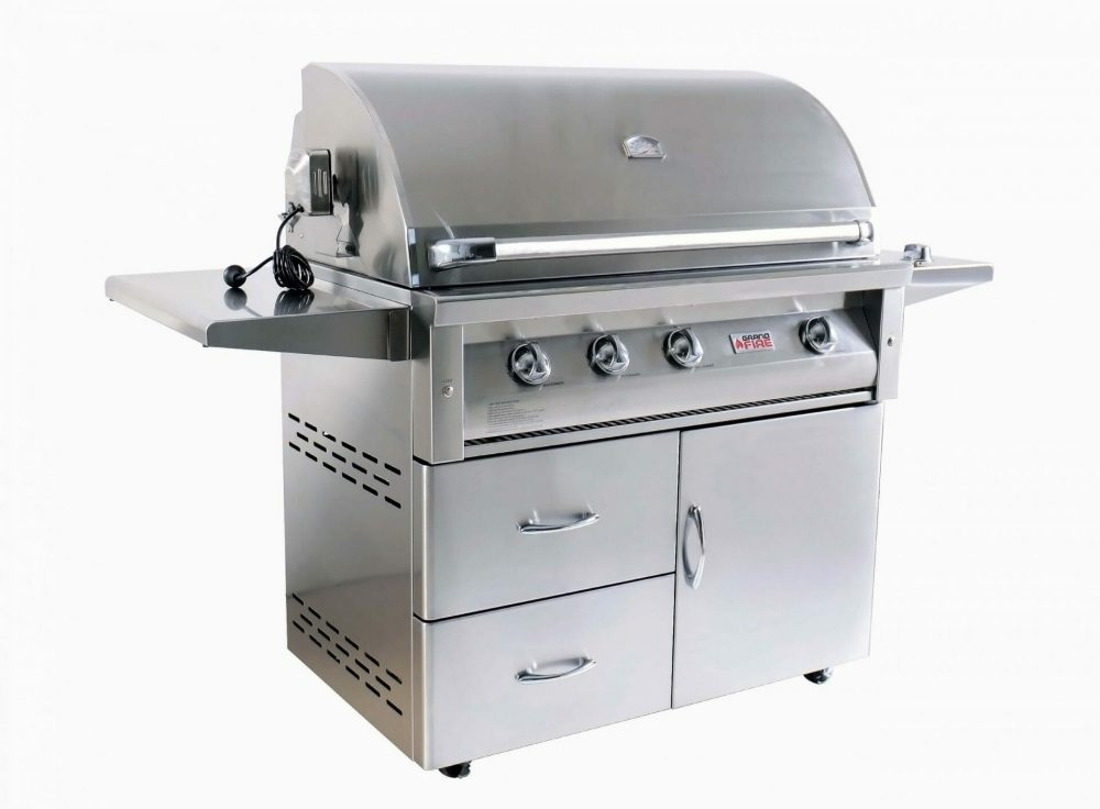 Grandfire 42″ BBQ Package PIC 4